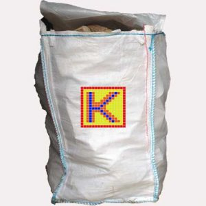 kildare logs bulk bag of Ash firewood logs